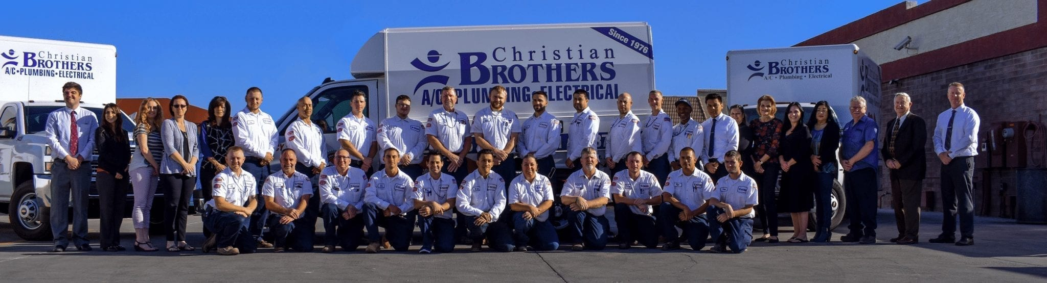 Plumbing Air Conditioning Electrical Repair: Christian Brothers